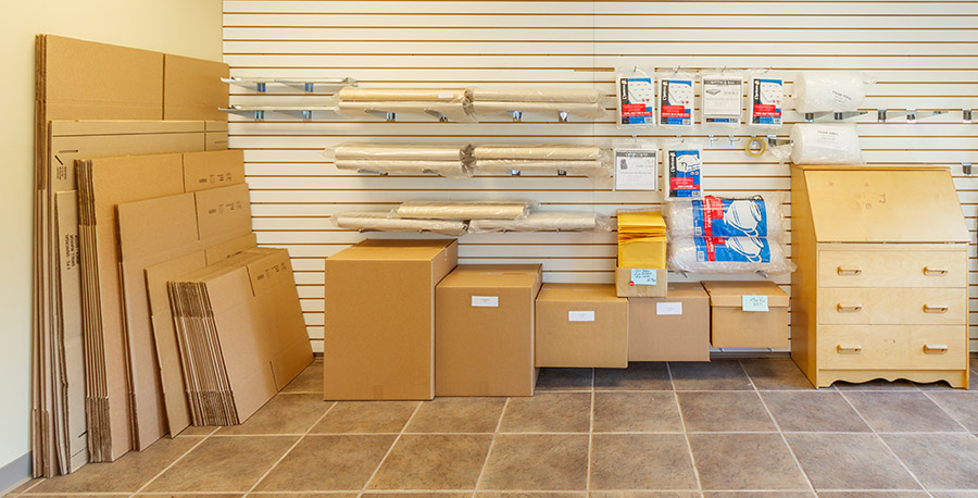 Vancouver Island Storage - moving supplies